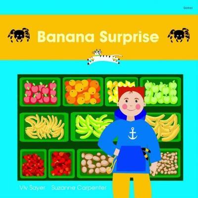 Cadi: Banana Surprise by Viv Sayer
