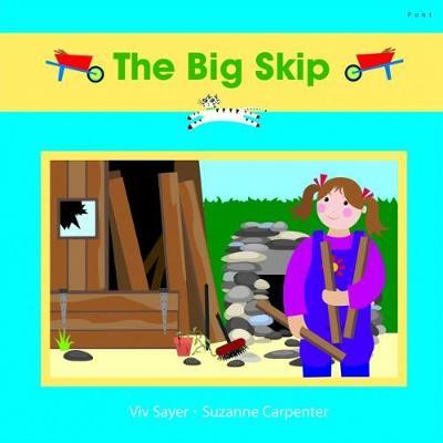 Cadi: The Big Skip by Viv Sayer