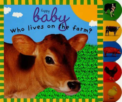 Who Lives on the Farm? by Emerson-Elliott