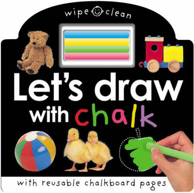 Let's Draw with Chalk by