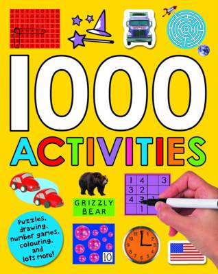 1000 Activities by Roger Priddy