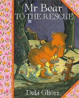 Mr Bear: Mr Bear To The Rescue by Debi Gliori