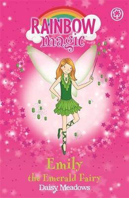 Rainbow Magic: Emily the Emerald Fairy The Jewel Fairies Book 3 by Daisy Meadows