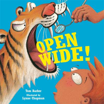 Open Wide by Tom Barber