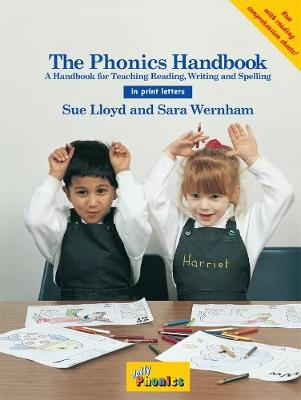 The Phonics Handbook in Print Letters (BE) by Sue Lloyd