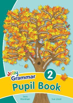 Grammar 2 Pupil Book in Precursive Letters (BE) by Sara Wernham, Sue Lloyd
