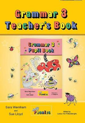 Grammar 3 Teacher's Book in Precursive Letters (BE) by Sara Wernham, Sue Lloyd