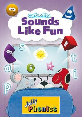 Sounds Like Fun DVD in Precursive Letters (BE) by