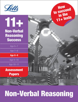 Non-Verbal Reasoning Age 8-9 Assessment Papers by