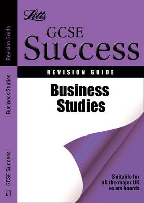 Business Studies Revision Guide by Neil Denby
