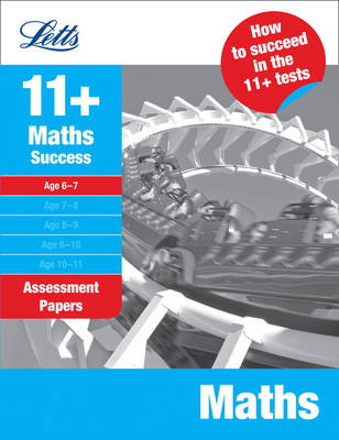 Maths Age 6-7 Assessment Papers by Donna Hanley