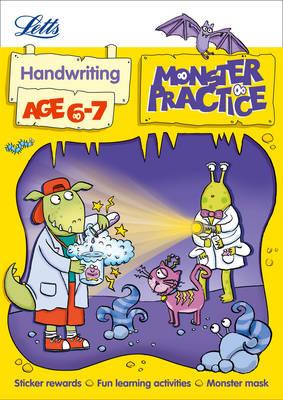 Handwriting Age 6-7 by Shareen Mayers,