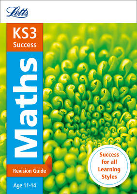 KS3 Maths Revision Guide by Letts KS3