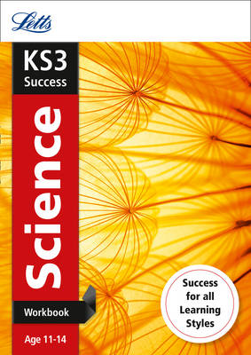 KS3 Science Workbook by Letts KS3
