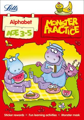 Alphabet Age 3-5 by Carol Medcalf, Becky Hempstock,