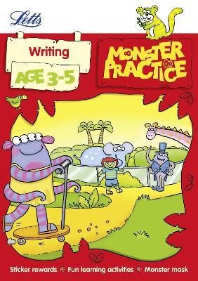 Writing Age 3-5 by Carol Medcalf, Becky Hempstock,