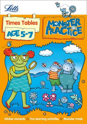 Times Tables Age 5-7 by Melissa Blackwood, Liz Dawson, Stephen Monaghan,
