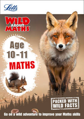 Maths Age 10-11 by Letts KS2, Pamela Wild