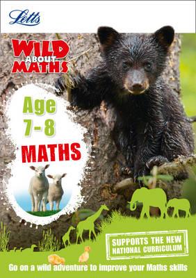 Maths Age 7-8 by Letts KS2, Pamela Wild