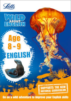 English Age 8-9 by Letts KS2, Melissa Blackwood