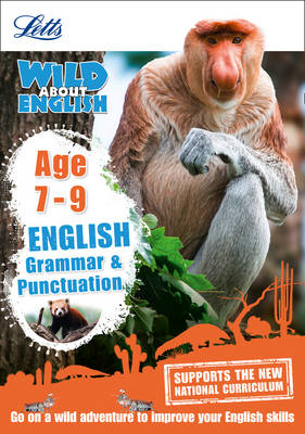 English - Grammar & Punctuation Age 7-9 by Letts KS2, Louise Williams