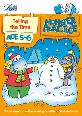 Telling the Time Age 5-6 by