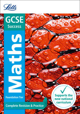 GCSE 9-1 Maths Foundation Complete Revision & Practice by Letts GCSE