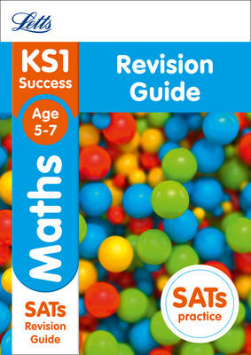 KS1 Maths SATs Revision Guide 2018 Tests by Letts KS1