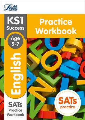 KS1 English SATs Practice Workbook 2018 Tests by Letts KS1