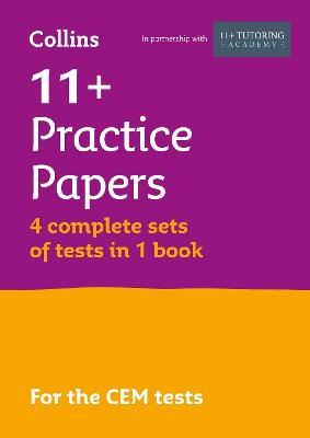 11+ Practice Test Papers (Get test-ready) Bumper Book, inc. Audio Download: for the CEM tests by Letts 11+, Philip McMahon, The 11 Plus Tutoring Academy
