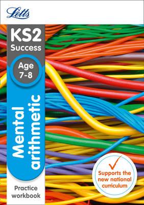KS2 Maths Mental Arithmetic Age 7-8 SATs Practice Workbook by Letts KS2