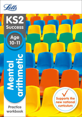 KS2 Maths Mental Arithmetic Age 10-11 SATs Practice Workbook 2018 Tests by Letts KS2