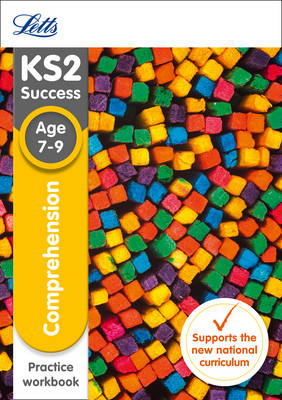 KS2 English Comprehension Age 7-9 SATs Practice Workbook by Letts KS2