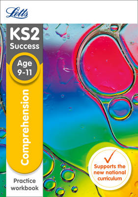 KS2 English Comprehension Age 9-11 SATs Practice Workbook 2018 Tests by Letts KS2