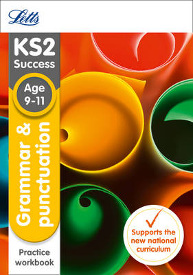 KS2 English Grammar and Punctuation Age 9-11 SATs Practice Workbook 2018 Tests by Letts KS2