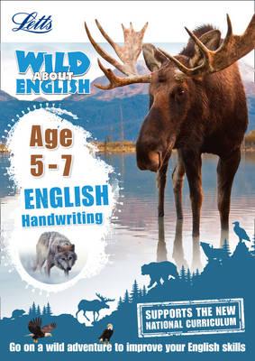 English - Handwriting Age 5-7 by Letts KS1