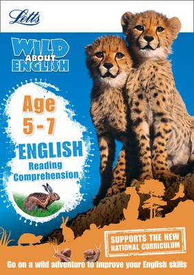 English - Reading Comprehension Age 5-7 by Letts KS1