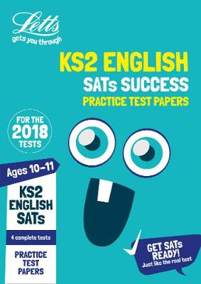 KS2 English SATs Practice Test Papers 2018 Tests by Letts KS2