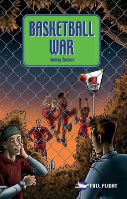 Basketball War by Jonny Zucker
