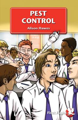 Pest Control by Alison Hawes