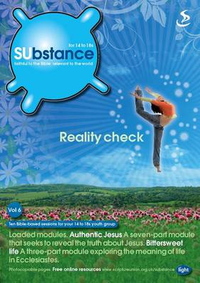 SUbstance Reality Check by Dr Phil (Colour Imaging Group London College of Printing UK) Green