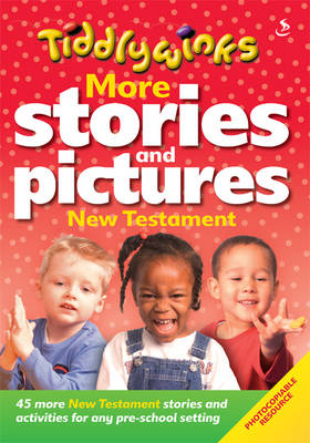 More Stories & Pictures New Testament (Red) by Maggie Barfield