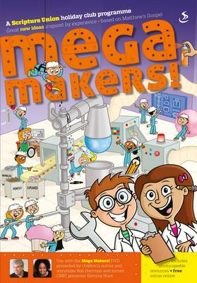 Mega Makers by Ro Willoughby