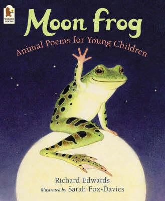Moon Frog by Richard Edwards