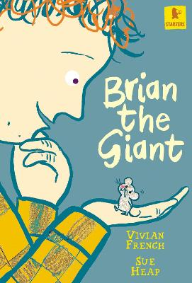Brian the Giant by Vivian French