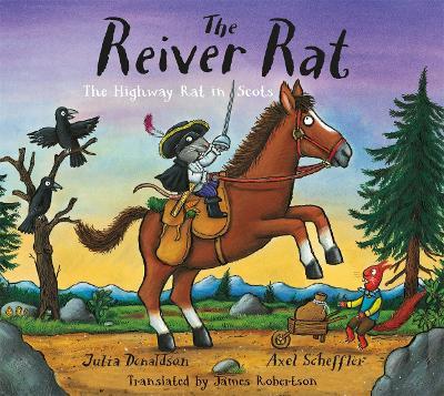 The Reiver Rat by Julia Donaldson