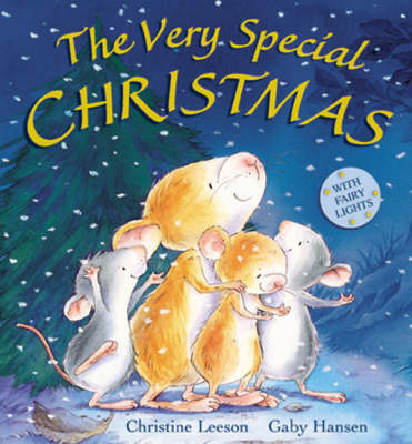 The Very Special Christmas by Christine Leeson