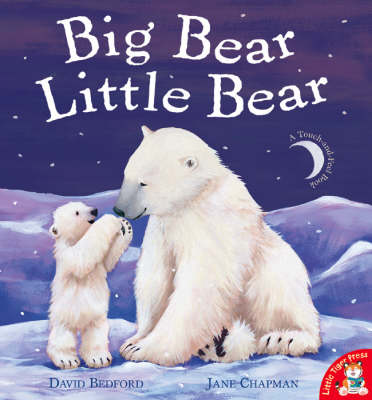 Big Bear Little Bear by David Bedford, Jane Chapman
