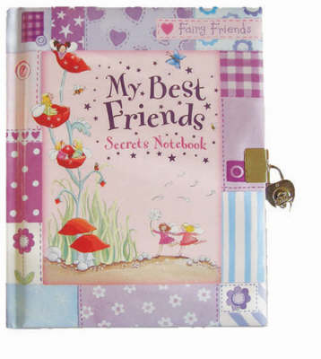 My Best Friends Secrets Notebook by Gail Yerrill
