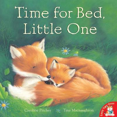 Time for Bed, Little One by Caroline Pitcher